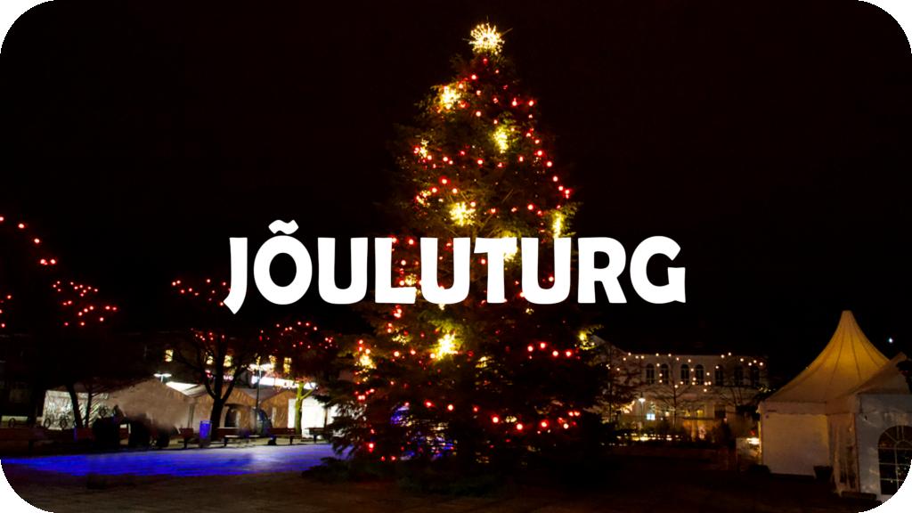 Pärnu jõuluküla - Jõuluturg