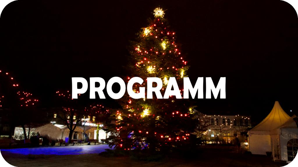 Pärnu jõuluküla - Programm
